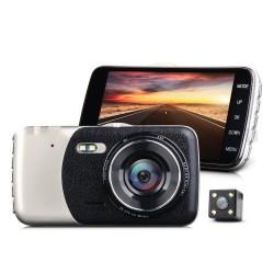 Vaizdo registratorius su dviem kamerom VR03