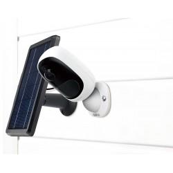 Kamera su saulės bateriją