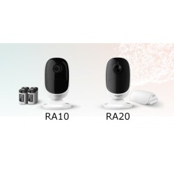 Belaidė kamera su akumuliatoriumi RA20