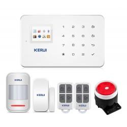 Belaidė GSM signalizacija KERUI