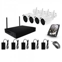 Belaidė kamerų stebėjimo sistema