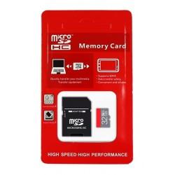 Atminties kortelė 32GB su adapteriu