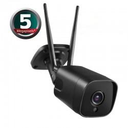 5MP 4G IP Kamera (su SIM...