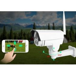 Sukiojamą kamera 4G