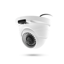 IP kamera 5MP PoE Kupolinė kamera