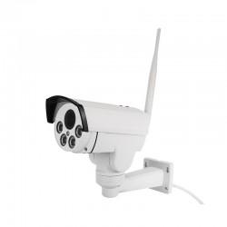 4G IP PTZ x10 optinio artinimo kamera (su SIM kortelės jungtimi)