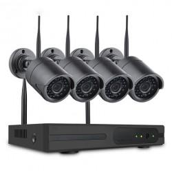 WiFi kamerų komplektas 2MP