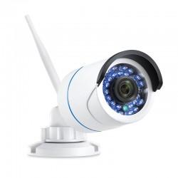 Bevielė IP 2MP Wi-Fi cilindrinė kamera (MICROSD)
