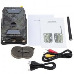 Apsaugos kamera su baterijomis 2.6CM