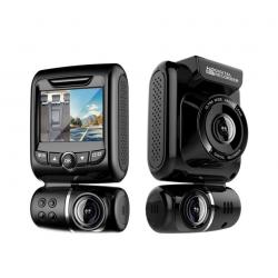 Auto registratorius su dviem kamerom VR226 GPS WiFi